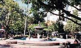 Santa Maria - Chafariz da Praça