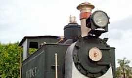 Santa Maria - Locomotiva-Gerson Gerloff