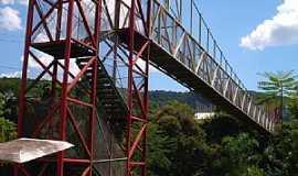 Santa Tereza - Santa Tereza-RS-Ponte Metálica-Foto:pheylmann