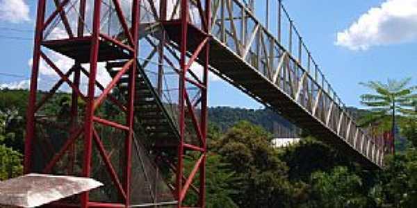 Santa Tereza-RS-Ponte Met�lica-Foto:pheylmann