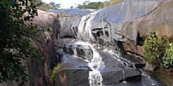 Flexeiras-AL-Cachoeira Reserva Ecológica-Foto:flexeirasweb