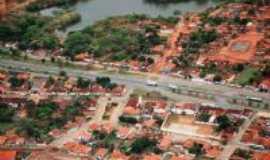 Manoel Vitorino - A represa  junto à cidade, Por Centro Cultural MV