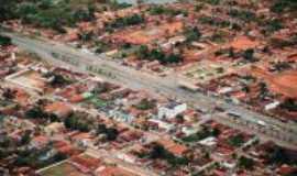 Manoel Vitorino - A cidade vista das alturas-Foto:Centro Cultural MV