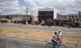 Manoel Vitorino - Avenida Rio Bahia, Por Edson Meira