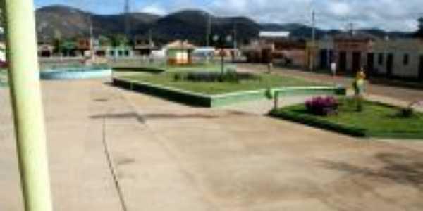 Praça Nelson David, Por Edson