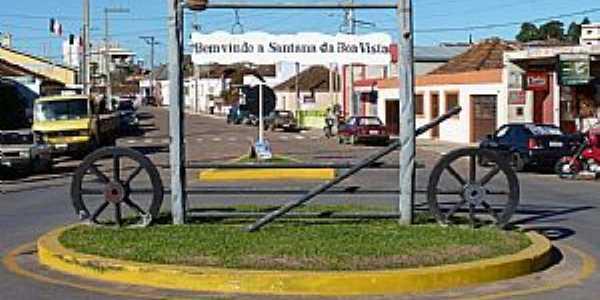 Imagens da cidade de Santana da Boa Vista - RS