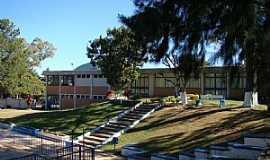 Santana do Livramento - Santana do Livramento-RS-Sede da AABB-Foto:Rafael Caggiani