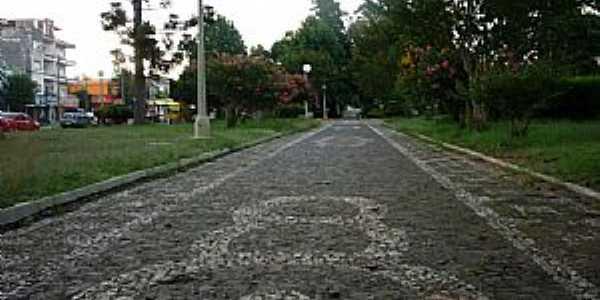 Santana do Livramento-RS-Praça Internacional-Foto:Ubirajara Buddin Cruz