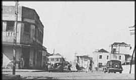 Santiago - Antiga rua,hoje calçadão-Foto:Carlos Daleno