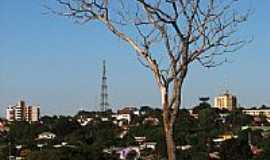 Santiago - Vista da cidade-Foto:davikr
