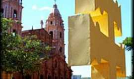 Santo Ângelo - Catedral de Santo Ângelo-Foto:Darlan Corral