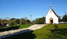 Santo Ângelo - Santuário-Foto:Guilherme Rigon