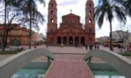 Santo Ângelo - CATEDRAL ANGELOPOLITANA, Por CLARICE MENDES GUIA DE TURISMO