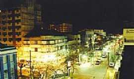 Santo Ângelo - Centro da Cidade à Noite-gilson martinez
