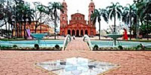 Praça Bento Gonçalves