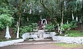 Santo Antônio do Palma - Gruta N.S.de Lourdes-Foto:Dorvalino Didoné