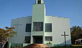 Santo Cristo - Igreja-Foto:Francisco Vier