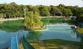 Santo Cristo - Santo Cristo-RS-Lago Azul-Foto:FHBolzan