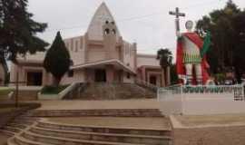 Santo Expedito do Sul - Santuário e monumento de Santo Expedito., Por Bruna Belusso
