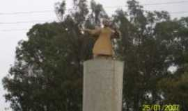 S�o Borja - Monumento S�o Francisco de Borja, Por Leoni Falc�o Moreira