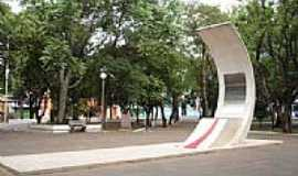 São Borja - Memorial à Getúlio Vargas-Foto:ciclosinos