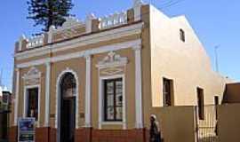 São Borja - Antiga casa hoje Museu Getúlio Vargas em São Borja-Foto:nando p