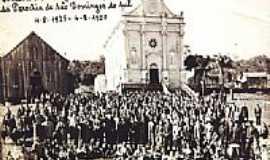 São Domingos do Sul - São Domingos do Sul em 1950-Foto:Alcides Gatto