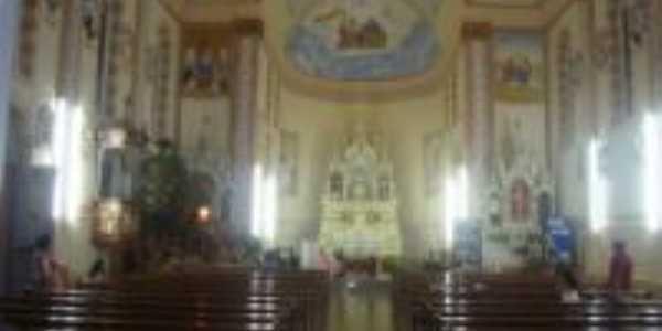 Interior da Igreja de São Domingos, Por Lauro Antonio Finatto