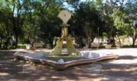 São Francisco de Assis - Praça Central, Por Marcos Souza