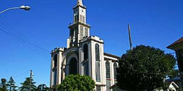 São Francisco de Paula-RS-Matriz de São Francisco de Paula-Foto:www.pousadaencantosdaterra