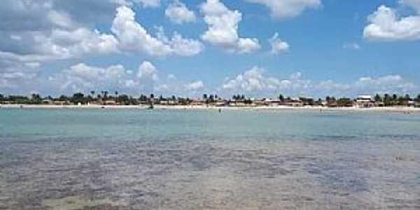 Imagens da localidade de Mar Grande - BA