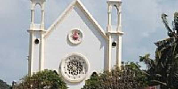 Igreja de Mar Grande-BA-Foto:Draken