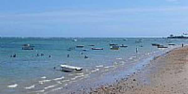 Praia de Mar Grande-BA-Foto:Denise Vaz
