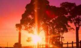 Maracás - Pôr do sol na Vale Aprázivel, Por Euro Amancio