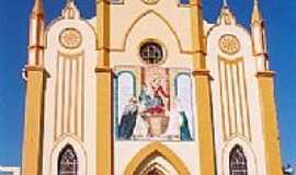 São José do Herval - Igreja N.S.Rosário Foto:João C da Silva