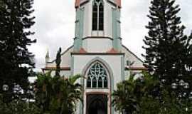 São José do Hortêncio - Igreja Católica-Foto:Diego Ricieri Carrar…