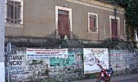 São José do Hortêncio - Casarão na rua principal-Foto:Reverendo_POA