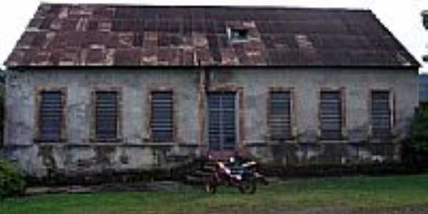 Casa antiga-Foto:Reverendo_POA