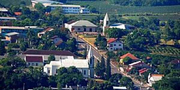 Imagens da cidade de São José do Hortêncio - RS Foto: Francis Limberger