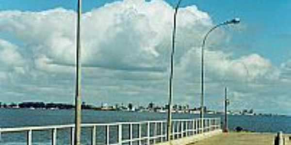 São José do Norte foto portoimagem SkyscraperCity
