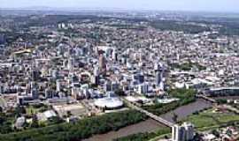 São Leopoldo - Vista aérea-Foto:Emir Santos