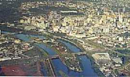 São Leopoldo - Vista aérea-Foto:Jallapao