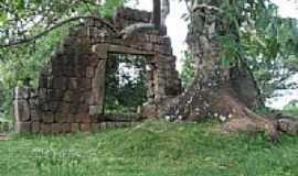 São Lourenço das Missões - Ruinas-Foto:Alexandre Rech