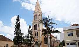 São Lourenço do Sul - São Lourenço do Sul-RS-Igreja Evangélica de Confissão Luterana-Foto:Vicente A. Queiroz