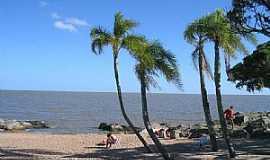 São Lourenço do Sul - São Lourenço do Sul-RS-Praia das Ondinas-Foto:Henrique de BORBA