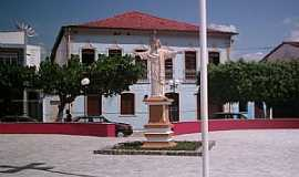 Maragojipe - Maragogipe-BA-Casa Paroquial e Praça-Foto:Zevaldo Luiz Rodrigues