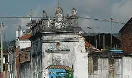 Maragojipe - Maragogipe-BA-Mural no Centro Histórico-Foto:Rafael José Rorato