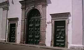 Maragojipe - Maragogipe-BA-Portal da Igreja de São Bartolomeu-Foto:Zevaldo Luiz Rodrigues