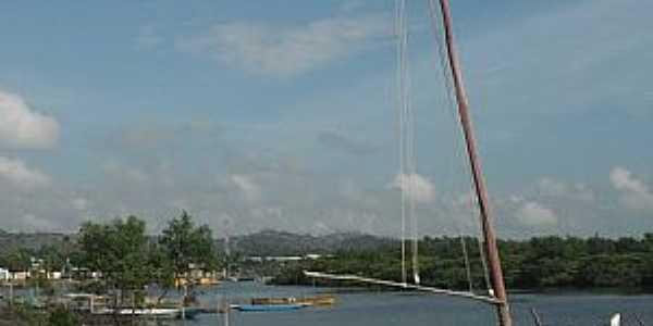 Maragogipe-BA-Saveiro cargueiro-Foto:Rafael José Rorato