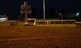 São Luiz Gonzaga - Trevo de acesso BR-285-Foto:Eduardo Sepulveda